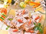 Zucchini-Rübli-Kuchen Rezept