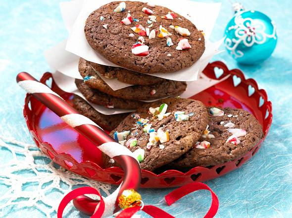 Zuckerstangen-Cookies Rezept