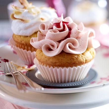 Zweierlei Cupcakes Rezept