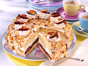 Zwetschen-Marzipan-Torte Rezept