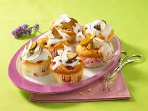 Zwetschgen-Kokos-Muffins Rezept