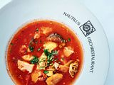 """""""Nautilus""""- Fischsuppe mit allem Drum & Dran Rezept"""