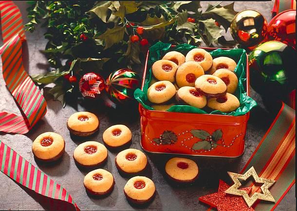 Diabetiker Weihnachtsplätzchen Rezepte.Engelsaugen Diabetiker
