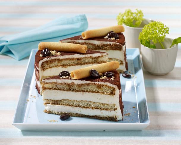 Tiramisu Torte Rezept Lecker