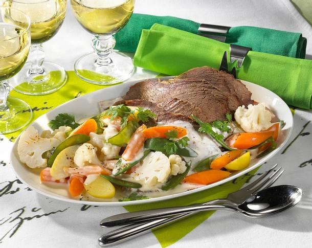 Tafelspitz Mit Gemüse Rezept Lecker