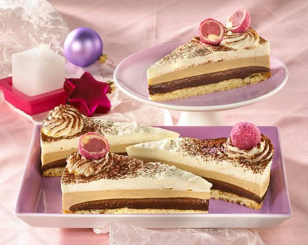 Schoko Espressocreme Torte Rezept Lecker