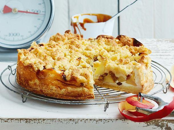 Apfel Streuselkuchen Rezept Lecker