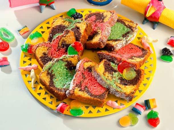 Papageienkuchen Rezept Lecker
