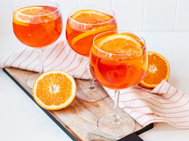 Aperol Spritz - das klassische Rezept
