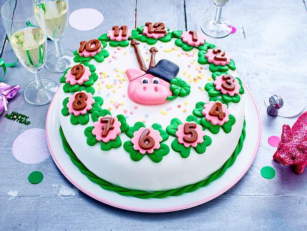 Silvester Torte Rezept Lecker