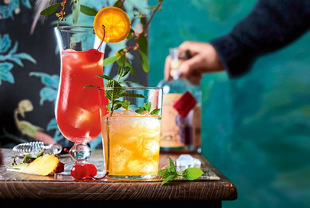 Primary Planter's Punch Rezept | LECKER on