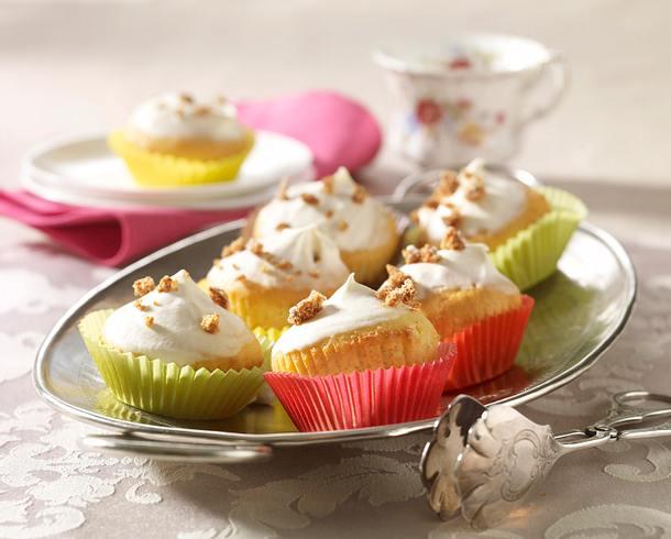 Amarettini Muffins Rezept Lecker
