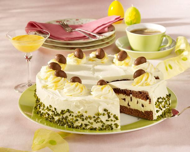 Eierlikor Torte Fur Ostern Rezept Lecker