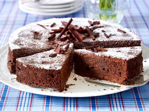 Schokoladenkuchen Rezept Lecker