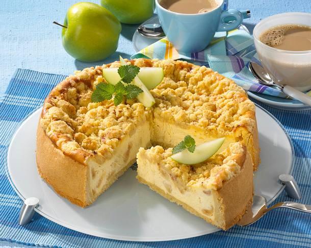 apfel quark kuchen
