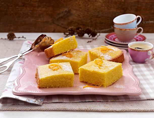 Portugiesischer Maisgrieß Kuchen Rezept Lecker