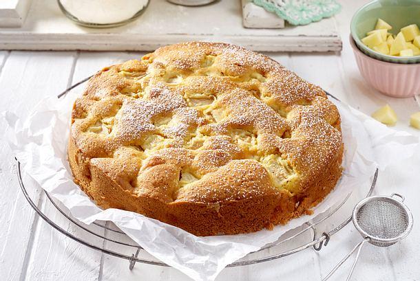 Kuchen Rezepte Einfach Und Schnell Mit Bild einfacher apfelkuchen rezept lecker