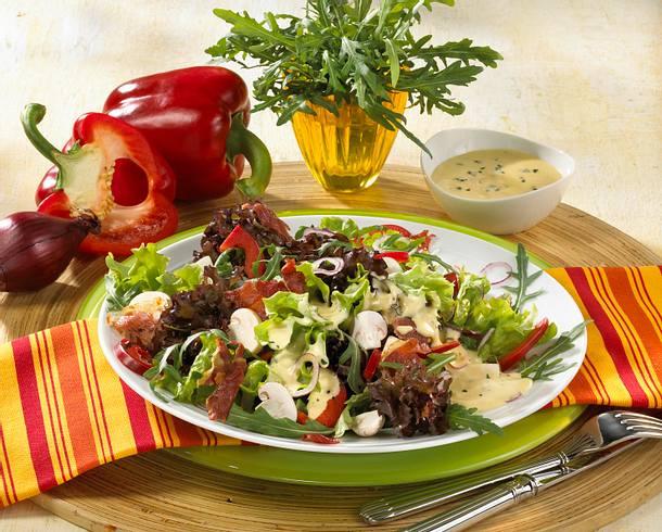 Serrano Schinken ist gut für die Ernährung