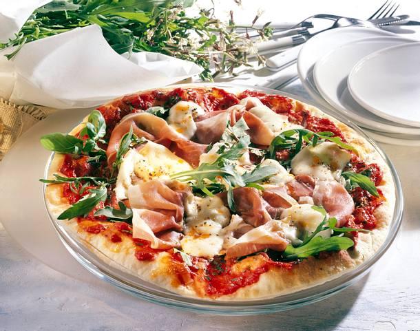 Schnelle Pizza Rezept Lecker