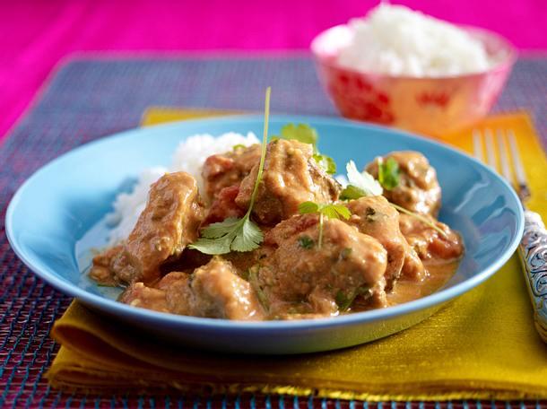 Chicken Tikka Masala Curryhuhn Rezept Lecker