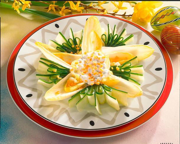 Chicorée Blüte Rezept Lecker