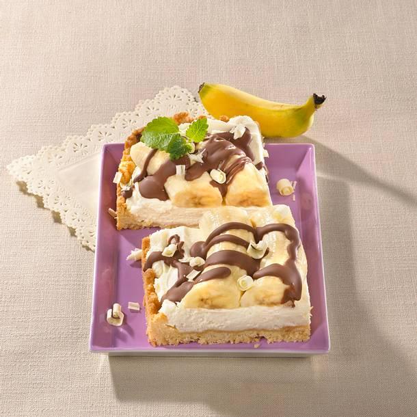Schoko Bananen Kuchen Rezept Lecker