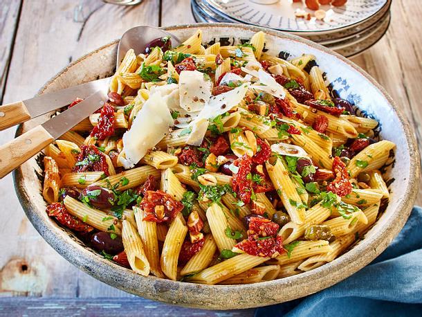 Italienischer Nudelsalat Rezept Lecker