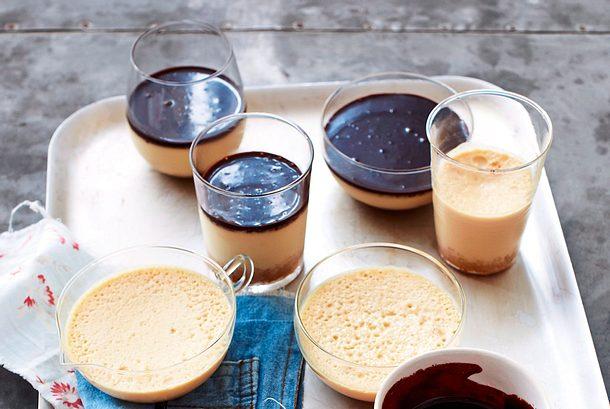Cheesecake Aus Dem Glas Mit Espressososse Rezept Lecker