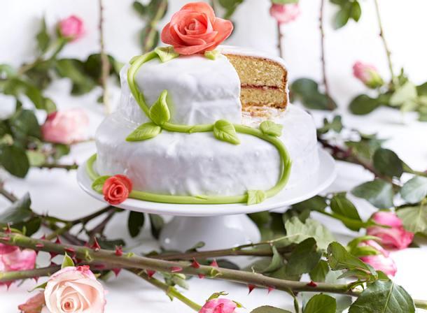 Dornroschens Hochzeitstorte Rezept Lecker