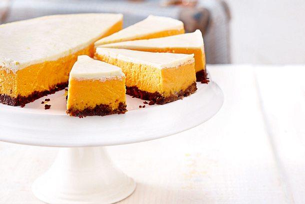 Cheesecake Mit Saure Sahne Guss Rezept Lecker