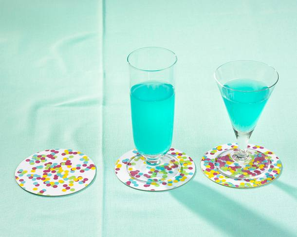 Blue cocktail  Bols Blue Cocktail Rezept | LECKER