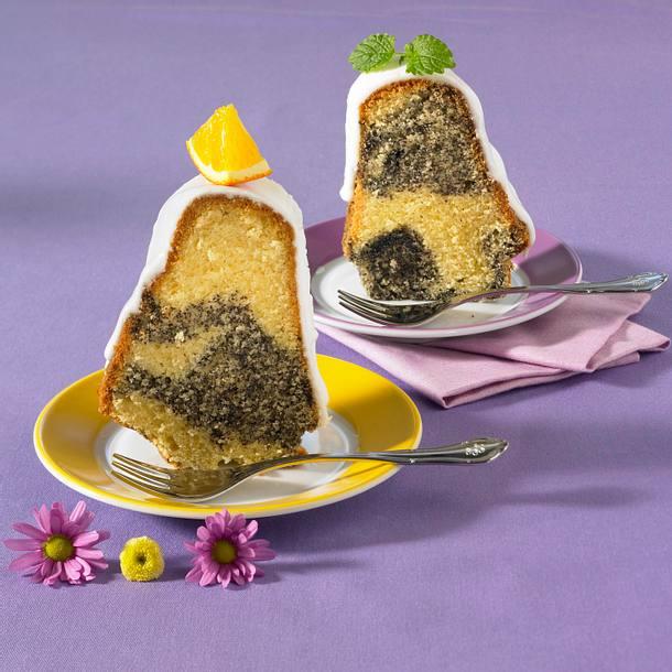 Mohn Marmor Kuchen Rezept Lecker