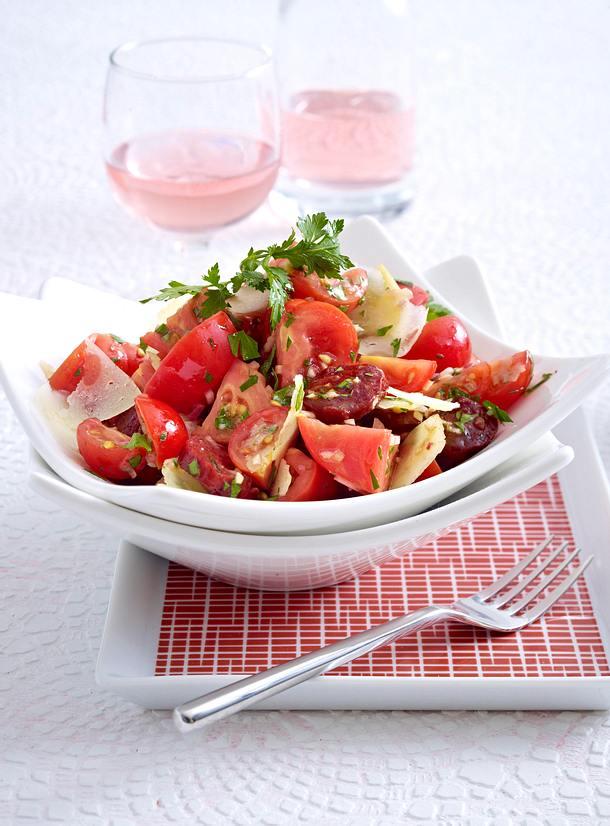 Spanischer Salat Rezept | LECKER