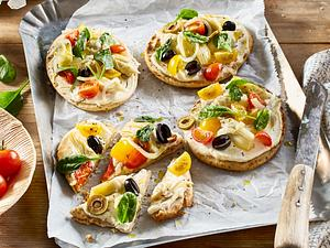 15-Minuten-Pizza Rezept