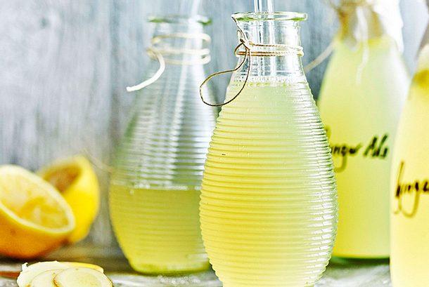 Ananas-Ginger-Ale Rezept