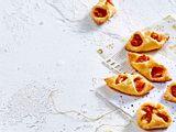 Aprikosen-Päckchen Rezept