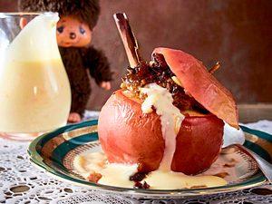 Bratapfel wie bei Oma Rezept
