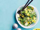 brokkoli-quinoa-taboule rezept
