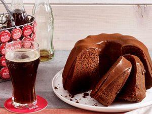 Cola-Gugelhupf Rezept