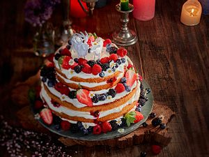 """Die """"Sie leben hoch""""-Torte Rezept"""