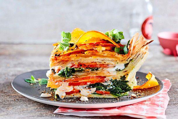 Enchilada trifft Lasagne Rezept