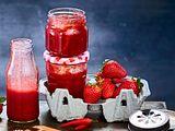 Erdbeerkonfitüre für Chilifans Rezept