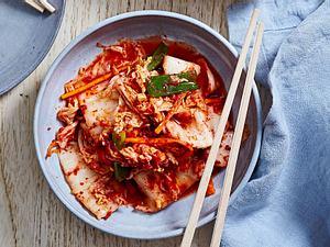 exotischer Kimchi rezept