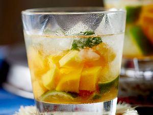 Mango Caipirinha Rezept
