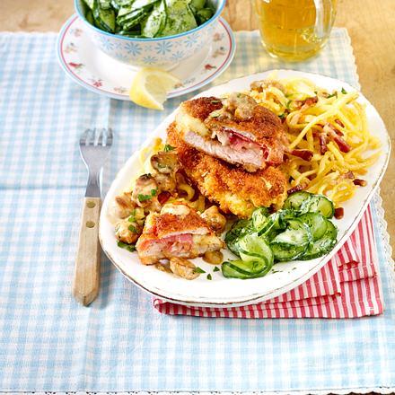 Allgäuer Schnitzel (TITEL) Rezept