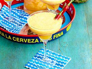 Frozen-Ananas-Margarita Rezept