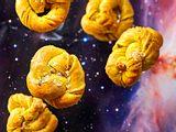 Geknotete Curry-Meteoriten Rezept