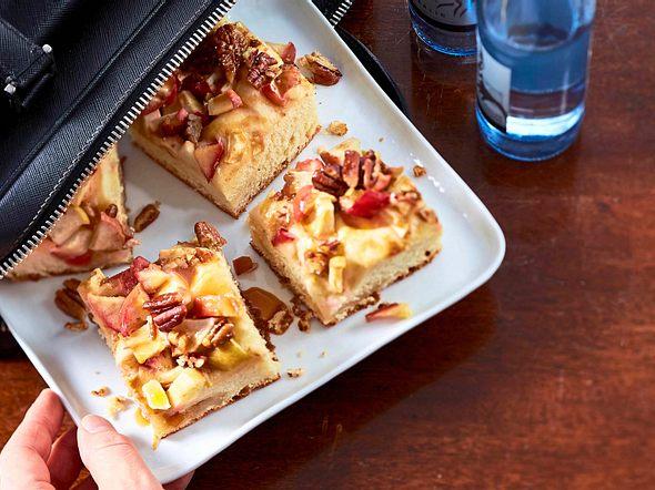 Große Karamell-Apfel-Kuchen-Reform Rezept
