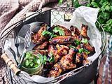 Holy Chickenwings im würzigen Honigmantel Rezept