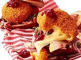 Käsestulle 2.0: Camembert-Burger Rezept